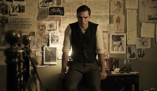 TOLKIEN (2019) Movie Trailer: Nicholas Hoult is J. R. R. Tolkien in Dome Karukoski's Biopic Film